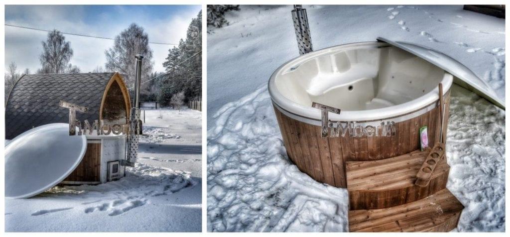 reningsverk badtunna vinter