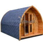 Camping - sova hus [Igloo designen]