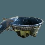 Badtunna nedsänkt jacuzzi konisk modell (1)