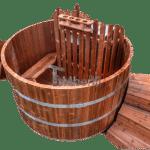 Trä badtunna termoträ Basic (1)