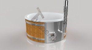 Baderstamp i glasfiber Wellness 3D (2)